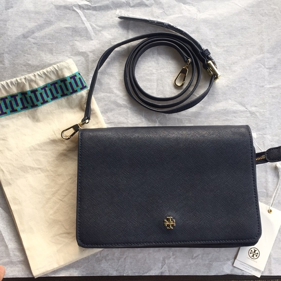 867dc4ce24a FIRM NWT Tory Burch Emerson Combo Crossbody
